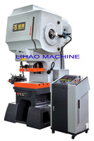 30ton high speed jeans button press machine