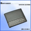 designer leather men wallet
