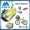 Best Seller Wide Angle 1080P Full HD Sports Camera ADK-S801A