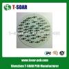 White Round Aluminium PCB