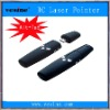 Black Screen Wireless Presenter Laser Pointer