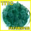 CaF2 90% Fluorspar Fluorite CaF2 fluorspar lump Tianjin Mongolia