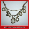 2011 fashion handmade pearl necklace