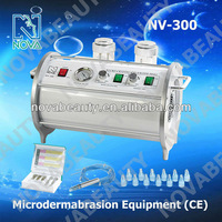 NV-300 3 in 1 Micro-crystal Diamond Dermabrasion Beauty salon machine,Skin Peeling Machine (CE certification)