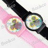 2012 new arrival mickey jelly watch for children
