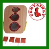 Bean Bag Toss Game with EN71