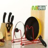 Kitchen multifunction iron pot holder A0166