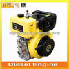 Direct Injection Low Vibration and Low Noise Diesel Engine 12 HP