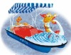 Amusement equipment water park rides pedal boat-auspicious dragon playing with pearls pedal