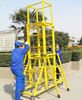 fiberglass scaffold, with wheels, extendable fiberglass scaffolding