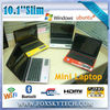 High quality 10inch mini laptop with webcam WIFI