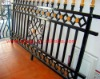 New Fashion iron fence sale in the world