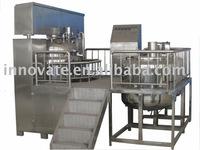RH-250L vacuum emulsifiying mixer