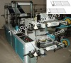 Double-Layer Continuous-Rolled T-shirt Bag Making Machine