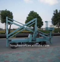 GTZ-8 self-propelled articulated lift platform