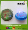 Christmas gifts flashing badges with bottle cap shape