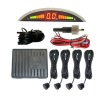 Car packing sensor Parking Reversing Buzzer & LED Sensors 4 safe sensor