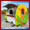 CE Fast Food Vending Cart 0086-136 3382 8547