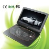 2012 New style 10.1 inch portable multimedia dvd player