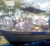 Full Alu center console boat 480