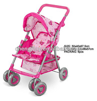Kids toys alloy baby carrier stroller trolley for sale