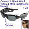 Camera + Video + MP3 + Bluetooth + Sunglasses
