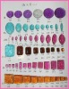 2012 Fashion Jewelry Findings & Components Sample Card