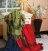 BF002-Herringbone Bamboo and Cotton Mixed Throw