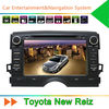Car Stereo for Toyota New Reiz with GPS Navigation System,Auto Parts