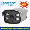 "HD 1/3"" SONY CCD 80m IR Distance Four Array CCD/Four IR Waterproof CCTV Camera BS-N8051"