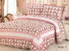 Washable cosy 100% cotton quilt/Bed sheet/bedding set/bed cover/duvet cover