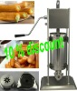 stainless steel promotiom churros machine with CE