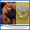 New Twilight Eclipse Bella's Rhinestone Engagement Ring Cullen