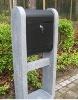 China blue stone mailbox