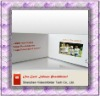 Video Greeting Cards of Video in Print Technology for Butterfly Wedding Invitation Card