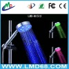 led shower head color temperature sensor