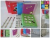 Wholesale Ring file folder 4 D rings A4 1.5""