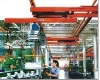 telescopic crane beam