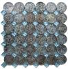 cold spray glass mosaic