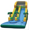 The Popular inflatable slide way&inflatable slide