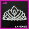 2012 new design small rhinestone tiara