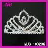 2012 new design small rhinestone tiara