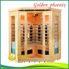 Goldenphoenix sauna cabin