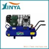 XINYA 60L 8bar 5.5hp 55mm cylinder gasoline engine Italy-style ac piston belt-driven air compressor (XYB2055A-60QSG)