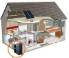heat pump(-25 degree, cooling and heating)