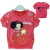 High Quality!!100% Cotton Kids T-shirt