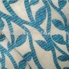 Cotton Canvas Fabric, Chenille Jacquard Sofa Fabric
