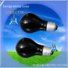black 40w Incandescent Bulb