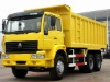 Sinotruk howo 6by4 tipper truck 336HP new design dumper