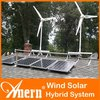 Home Use Off Grid Solar Wind Hybrid Power System With Great Energy Saving Effect (600W Wind + 200W Solar)